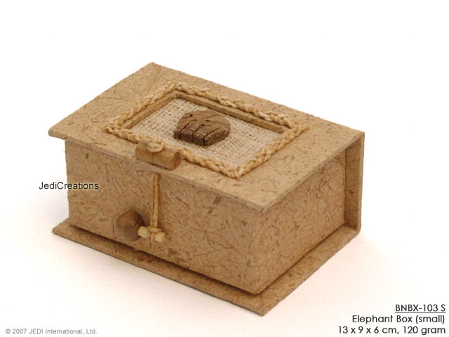 Handmade Decorative Boxes Entrancing Wholesale Banana Paper Boxes  Manufacturer Exports  Jedicreations Inspiration