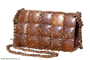 Wholesale Coconut Shell Handbags