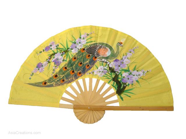 Wholesale Asian Wall Fans : Manufacturer Artisans - JediCreations
