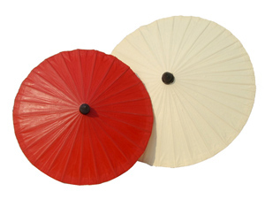 Wholesale Bamboo Parasols, Hand Parasols and Sun Umbrellas in Thai Design, Manufacturer Artisans Thailand