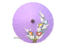 Rayon Hand Held Parasols & Umbrellas - manufacturer, exporter, wholesale supplier directly from Thailand