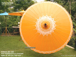 Wholesale Garden Parasols and Patio Umbrellas