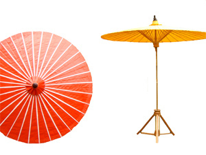 Wholesale Patio Parasols and Garden Umbrellas, Manufacturer Artisans Thailand