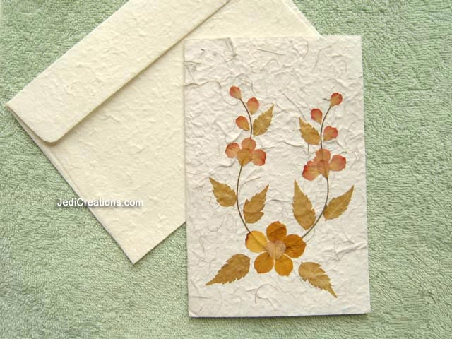 Pay for paper making flowers cards