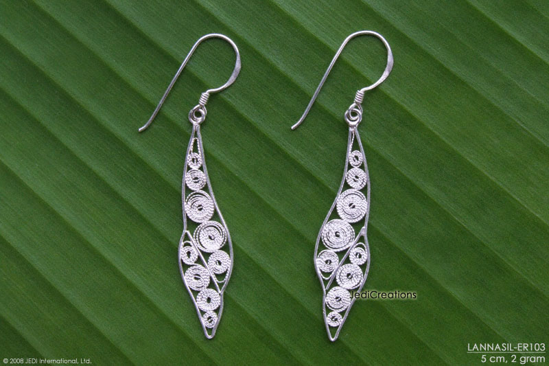 Wholesale Silver Earrings Manufacturer Artisans