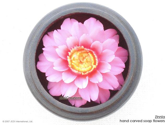 Design patterns of carved soap flowers manufacturer