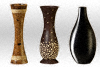 Wholesale Mango Wood Vases from Thailand
