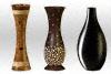 Wholesale Mango Wood Vases from Thailand