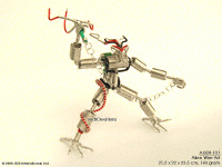 ALIEN-101 Chain Trifork- Wire Art Aliens Wholesale, manufacturer exports