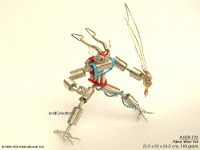 ALIEN-102 Sword - Wire Art Aliens Wholesale, manufacturer exports