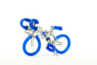 Wholesale Mini Wire Art Road Bikes