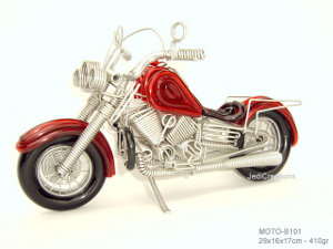 Wholesale Wire Art Motorbikes, Aliens, MiniBikes