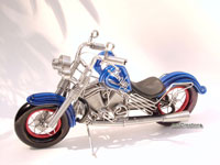 Wire Art Motorcycle MOTO-B103 - Wholesale wire art motorbikes - Exporter, manufacturer, directly from Thailand, JediCreations