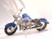 Wire Art Motorcycle MOTO-B104 - Wholesale wire art motorbikes - Exporter, manufacturer, directly from Thailand, JediCreations