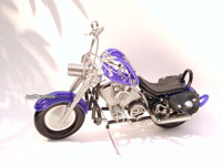 Wire Art Motorcycle MOTO-B105 - Wholesale wire art motorbikes - Exporter, manufacturer, directly from Thailand, JediCreations