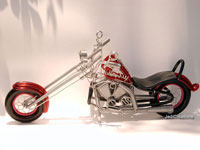 Wire Art Motorbike MOTO-C103 - Wholesale wire art motorbikes - Exporter, manufacturer, directly from Thailand, JediCreations